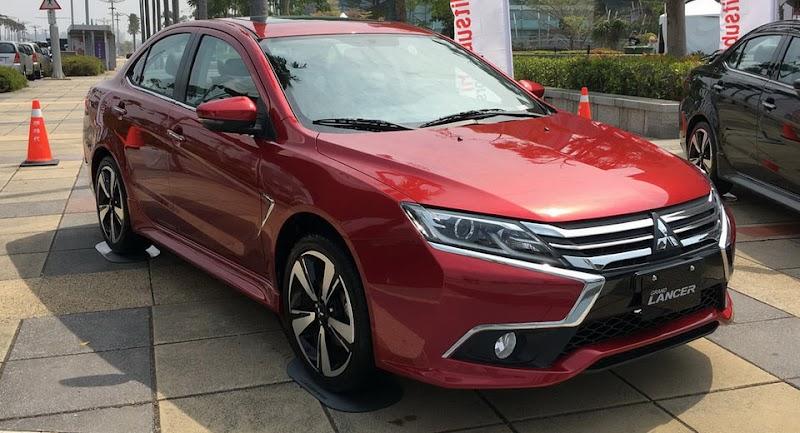 New 2018 Mitsubishi Grand Lancer Targets China And Other Asian Markets