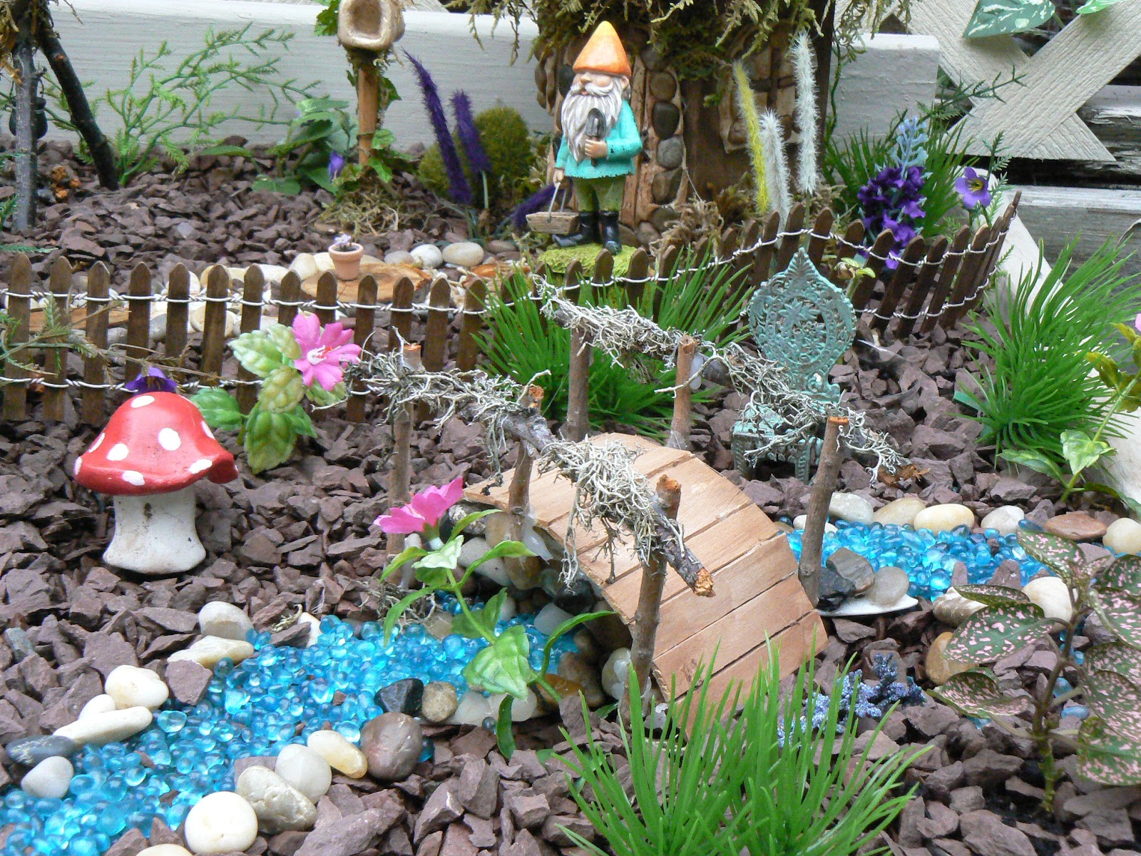 Gnome Garden: Ally's Enchanted Fairy Garden