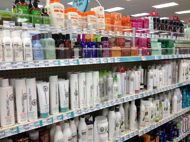 Shampoo e condicionador em Orlando e Miami
