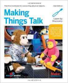 Making Things Talk Using Sensors, Networks, and Arduino download pdf ebook free