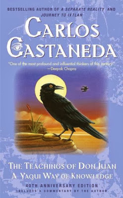 The Teachings of Don Juan by Carlos Castaneda – Book cover