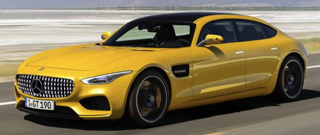 2019 Mercedes AMG GT4 Review Design Release Date Price And Specs