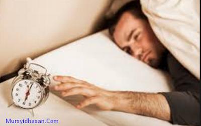 # Hukumnya Tidur Sampai Waktu  Shalat Habis