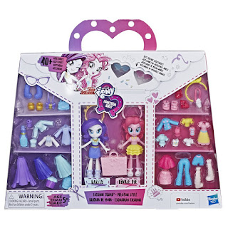 My Little Pony Equestria Girls Fashion Squad Figures