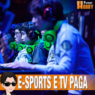 Pocket Hobby - www.pockethobby.com - E-Sports e TV Paga