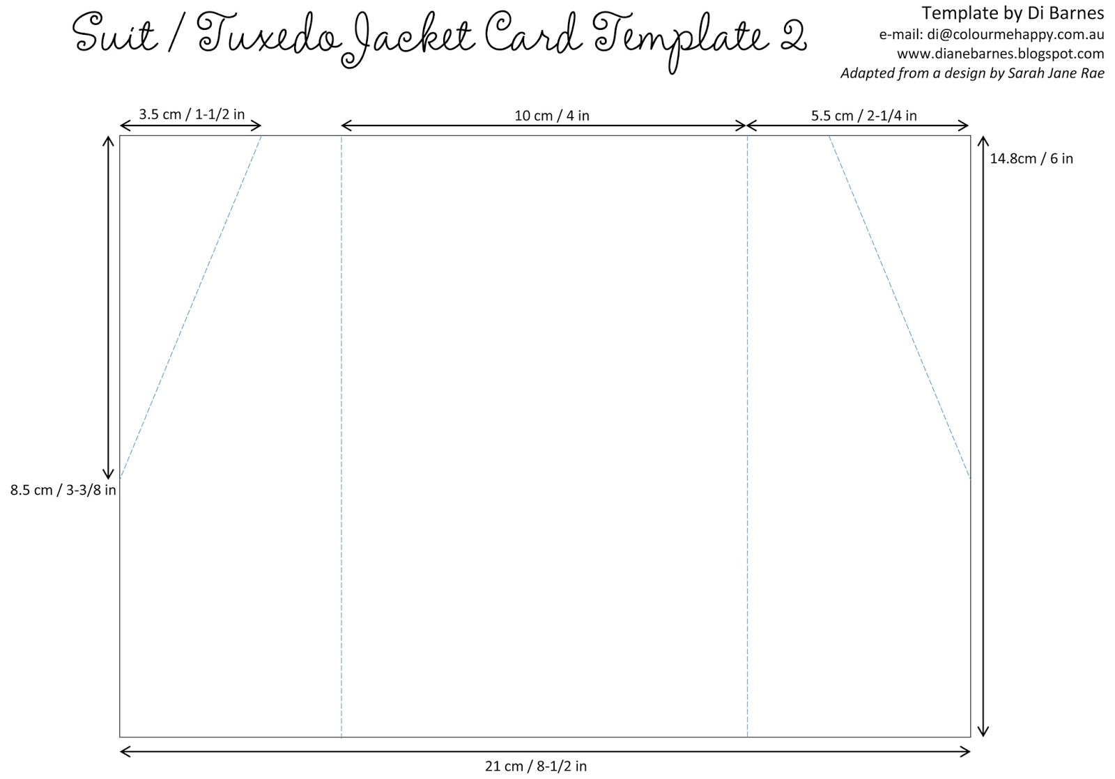 Colour Me Happy Jai 276 Just Add Male Cards Suited Up Tutorial
