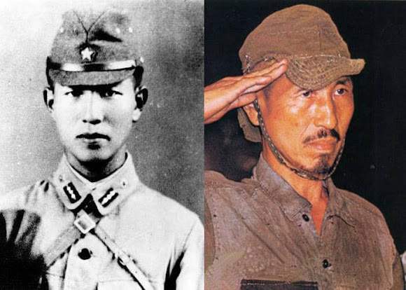 Hiroo Onoda - Japanese Soldier Who Fought WW2 For Three Decades After The War