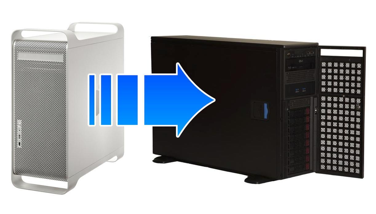 Making your Talos II into a Power Mac: KVMPPC for POWER9