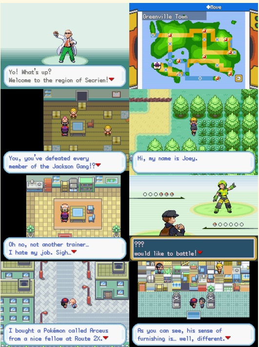 Pokemon Classified