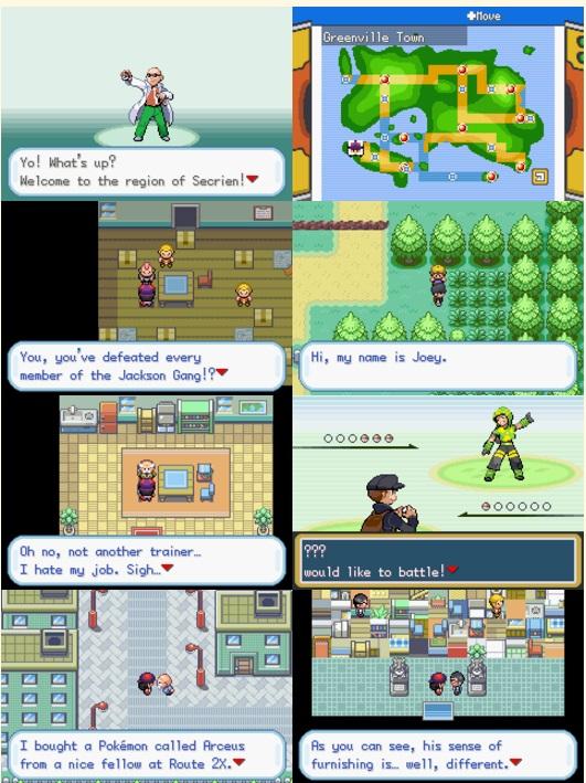 Pokemon Classified
