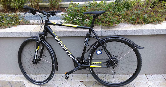 Stolen Bicycle - Focus Crater Lake 3.0