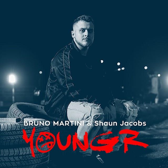 Bruno Martini lança seu novo single, YOUNGR, na próxima sexta-feira
