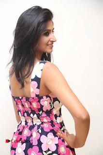 Model Shamili Latest Pictures in Floral Short Dress  0106