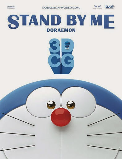 Ver Quédate Conmigo Doraemon (Stand by me Doraemon) (2014) Online