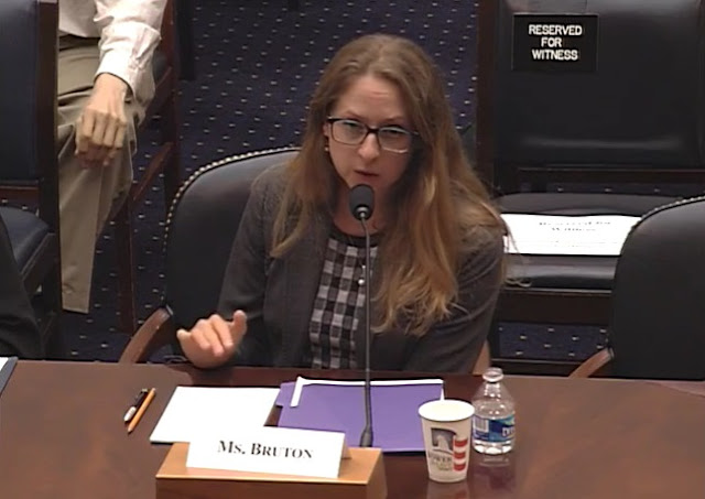 Bronwyn%2BBruton Eritrea: Bronwyn Bruton's Subcommittee Hearing testimony