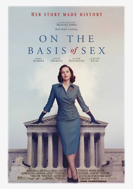 On The Basis Of Sex full movie, watch movies online for free | 123movies | gomovies | fmovies
