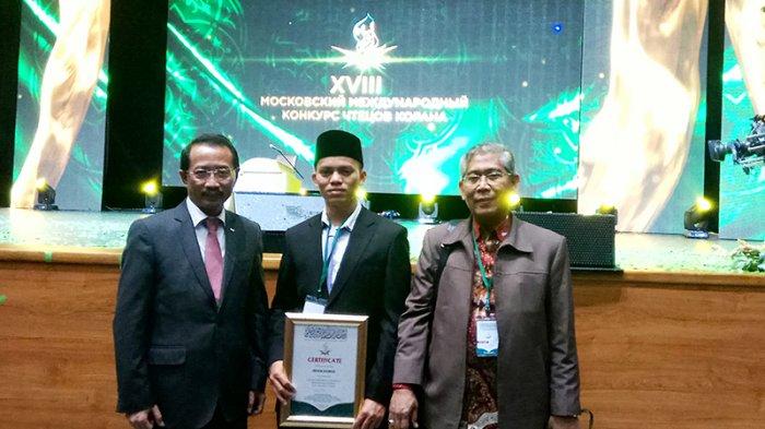 Indonesia Kirim Delegasi Ikuti MTQ Internasional ke-18 Ke Moskow