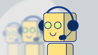 Using a chatbot to improve customer support, Acorel