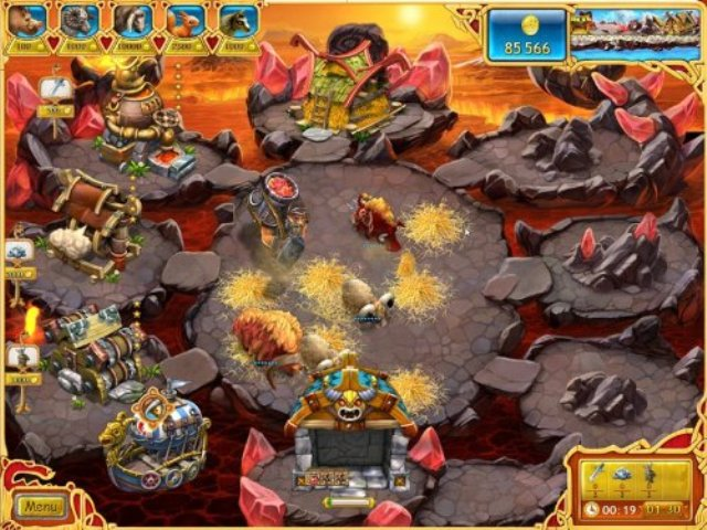 Farm Frenzy Viking Heroes Free Download PC Games