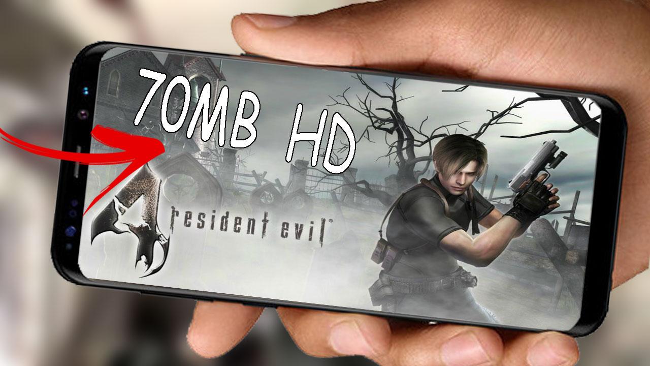تحميل لعبة resident evil 4 للاندرويد مهكرة