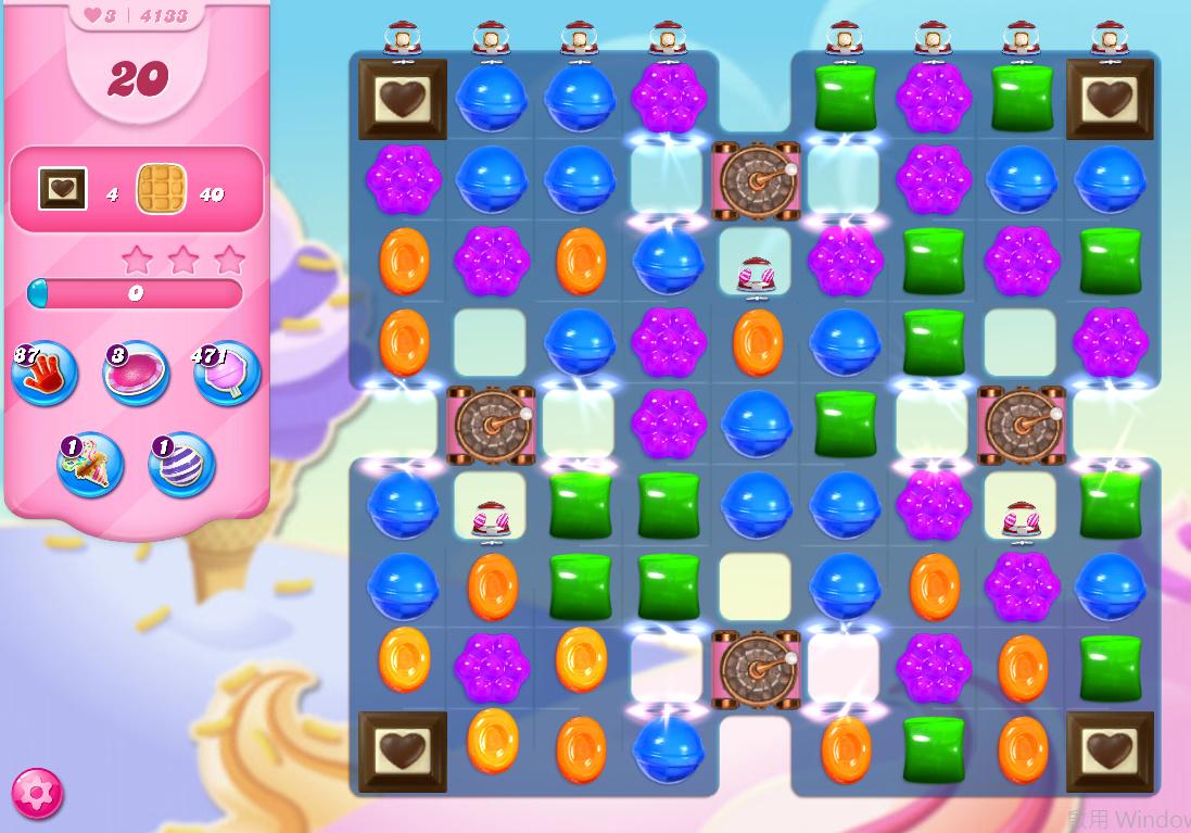 Candy Crush Saga level 4133