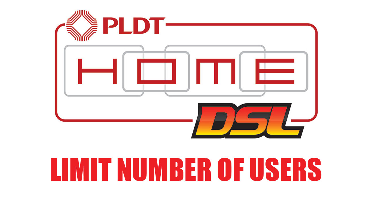 How To Limit Device User Can Access To Pldt Home Dsl Wifi Internet Techprobsolution