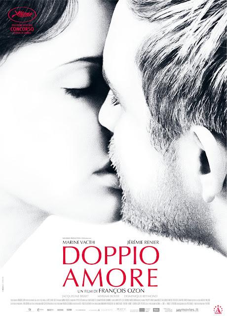 Doppio Amore Poster Film