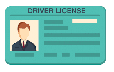 Driving permits licence