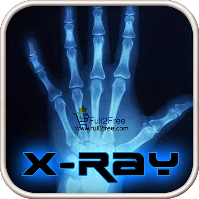 Android App : X-Ray Scanner