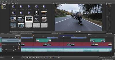 Vegas Pro - 11 Software Video Editor Terbaik Untuk Windows