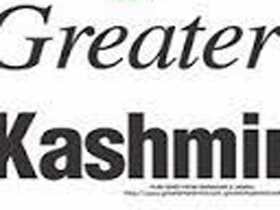 greater kashmir latest news today