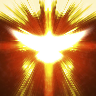 The Holy Spirit isn't a Ghost