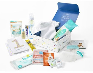 Image: Complimentary Welcome Baby Registry box