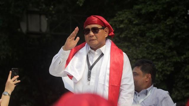 Survei Ungkap Elektabilitas Prabowo Masih Berjaya di Sumatera