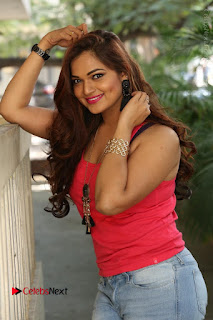 Tollywood Actress Ashwini Latest Stills in Ripped Jeans  0140.JPG
