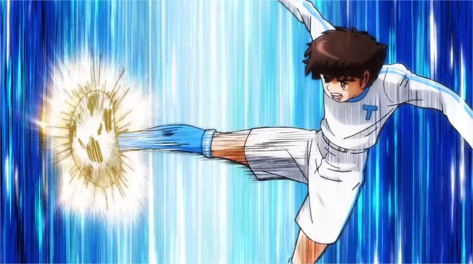Jegeekjeplay Actu Animé Captain Tsubasa Est De Retour Trailer