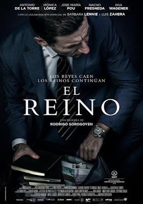 El Reino 2018 DVD R2 PAL Spanish