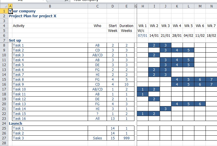 Stock Control And Inventory Template Free Downloadable - Download