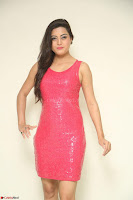 Shipra Gaur in Pink Short Micro Mini Tight Dress ~  Exclusive 106.JPG