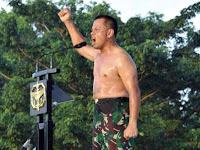 Jendral, Dirimu Bukan Hanya Sebagai Panglima TNI. Namun...
