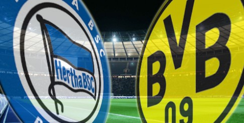 Hertha Berlin vs Borussia Dortmund Full Match & Highlights 19 January 2018
