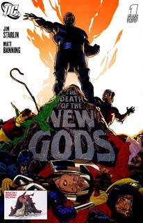 Muerte de los Nuevos Dioses