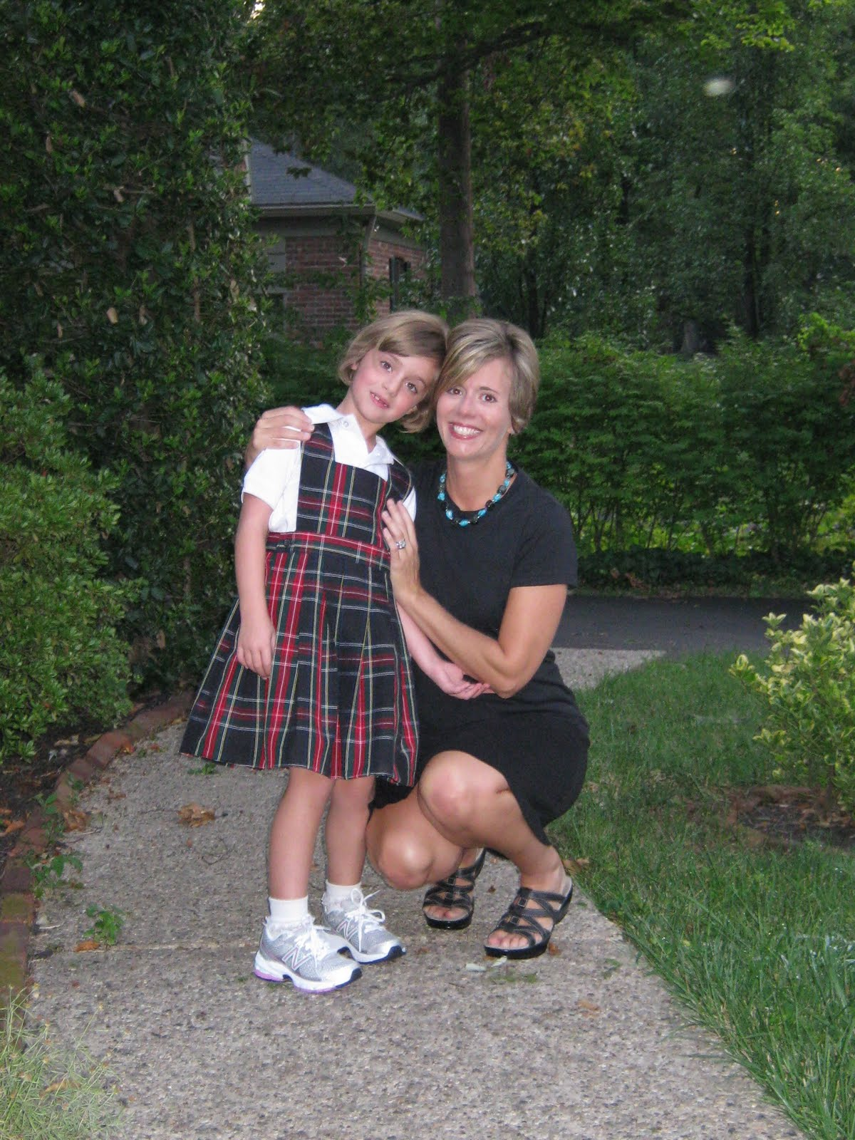 A Place To Dwell First Day Of First Grade