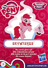 My Little Pony Wave 15 Skywishes Blind Bag Card