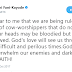 It Is Clear That We Are Being Ruled By A Bunch Of Cow-worshipers – Fani Kayode