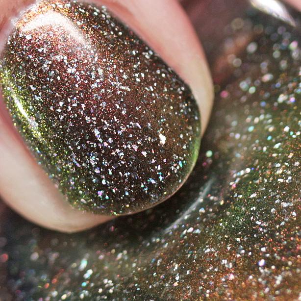 DRK Nails CamaLeoa (Chameleon)