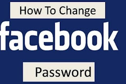 How to Change Your Login Password On Facebook