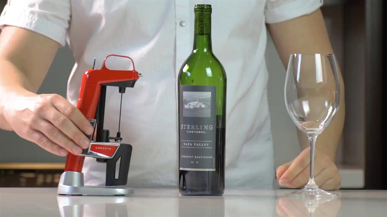 Coravin Model Two Elite Pro Wine