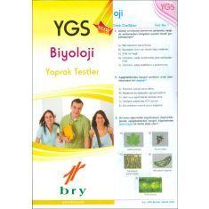 Birey YGS Biyoloji Yaprak Testler (2017)