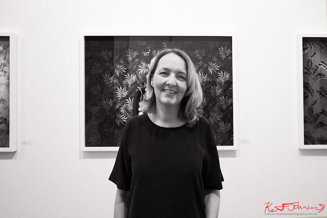 Samantha Everton, Indochine at Art House Gallery. Photographed by Kent Johnson for Street Fashion Sydney.